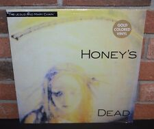 THE JESUS AND MARY CHAIN - Honey's Dead, Ltd 180G COLORED VINYL LP New & Sealed!