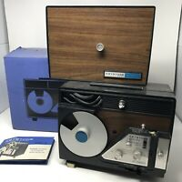 KEYSTONE K560 Dual-8 Auto-Instant 8mm Projector With Box And Manual