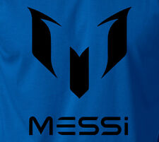 Barcelona MESSI Logo T-Shirt Argentina FC Jersey Match Lionel > Neymar Jr. Tee