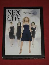 Sex And The City Integrale Saison 1 - Coffret 2 DVD en Tbé