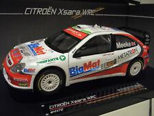 CITROËN XSARA WRC 08 BIGMAT BOLOGNA SHOW 1/18 SUNSTAR 4472 voiture RALLYE miniat