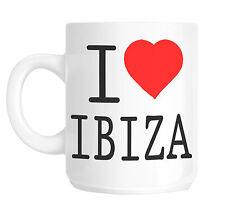 I Love Heart Ibiza Gift Mug