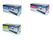 6 Genuine Brother Toners  2x TN-240C TN-240M TN-240Y Each For HL3045CN MFC9125CN
