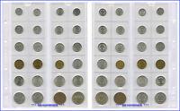 Alle 24 DDR Münzen-Typen 1948-1990___KOMPLETTE SAMMLUNG !