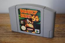 Jeu DONKEY KONG 64 pour Nintendo 64 (PAL)