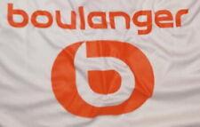 France flocage Boulanger monblason maillot domicile OM 2019/2020