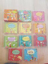 14 x Mein Lotta-Leben CD's