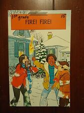 Fire! Fire! by Kate Macandrew - Open Court Reading (PB,1989) Good! (B-3)