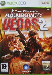 XBOX 360 - TOM CLANCY'S RAINBOW SIX - VEGAS 2 -