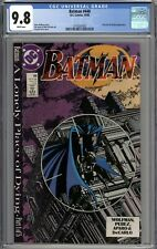 Batman #440 CGC 9.8 NM/MT Two-Face & Starfire Appearance WHITE PAGES