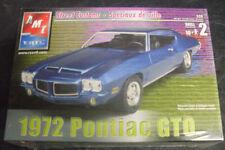 Pontiac AMT Car Model Building Toys