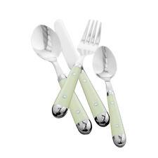 16 Piece Brasserie Cutlery Set Cream Stainless Steel Brand New
