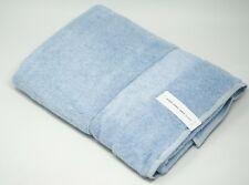 "Oake Fiber Dye 100% Cotton Made in Turkey 30"" x 56"" Bath Towel - Coast Blue"