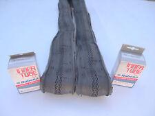 Wulstreifen Oldtimer Schwarz 28x1 1/2 V 19 und Schlauch (4 Teile) NEU!! SELTEN