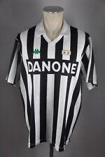 Juventus Turin Trikot 1992 #7 Gr. XL Kappa Danone vintage 90er Jersey maglia