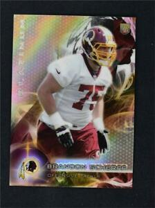 2015 Topps Platinum #135 Brandon Scherff RC - NM-MT