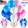 100 Pcs Premium Qaulity Latex Colorful Helium Wedding Party Birthday Balloons