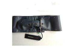 Miss Sixty Leather Belt, New