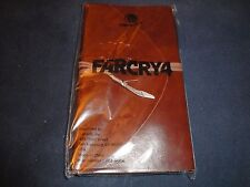 Far Cry 4 Kyrat Edition Leather Style Notebook Travel Journal - PS4 XBox One PS3