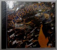 CD Official Himno Puma UNAM Song, New Vamos Porra De Los Pumas Compact Disc