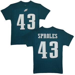 NFL T-Shirt Philadelphia Eagles Sproles 43 Eligible Receiver Jersey