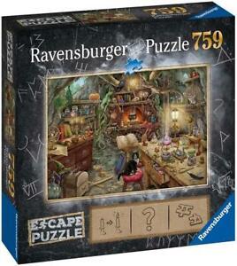 Ravensburger Witch's Kitchen Escape Room Jigsaw Puzzle (759 Pieces)