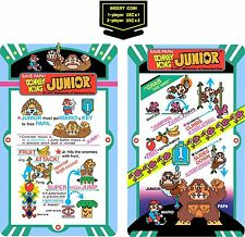 Arcade Donkey Kong Junior Cocktail Set