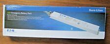 NIB Sure-Lites Eaton EBPLED14W LED Emergency Battery pack driver 14 watts new