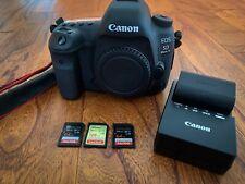 Canon EOS 5D Mark IV 30.4MP Digital SLR Camera + Accessories