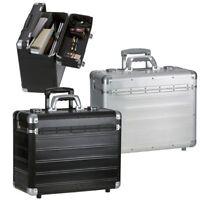Businesskoffer Pilotenkoffer Trolley Aktenkoffer mit Rollen Discopvery