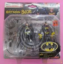 Takara Microman Ma Sp01 Batman Comic Version Color Bat Girl Figure