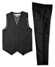 JL42 Johnnie Lene Boys Formal Vest and Pants Set