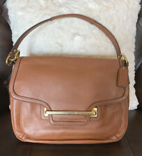 Coach #27481 Large  Brown Leather Handbag~ Very Good Condition!