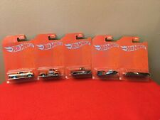 Hot Wheels 2021 Blus And Orange 5 Car Set  In stock  Ready For shipping