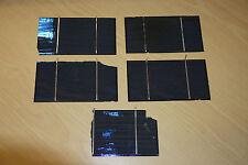 Pack of 250g of Broken 3x6 Solar Cell Short Tab for DIY Solar Panel 20%