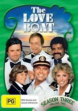 The Love Boat : Season 3 : Vol 2 (DVD, 2017, 4-Disc Set) New Sealed