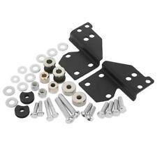 KIT di montaggio docking kit hardware per Harley Davidson Touring 97-08 attribuzione