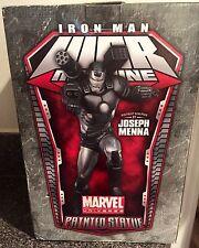 Bowen Designs War Machine Iron Man Marvel Universe full size statue- MINT COND!