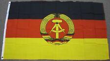 3X5 EAST GERMANY FLAG GERMAN DEMOCRATIC DDR NEW F122