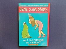 | @Oz | DEAR DUMB DIARY #3 : Am I the Princess of the Frog?, Jamie Kelly 2005 SC