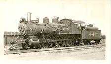 5B290 RP 1934 AT&SF SANTA FE RAILROAD ENGINE #448 FRESNO CA
