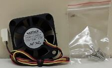 Martech DC Brushless Cooling PC Chipset Fan 40mm 4cm 3 pin power 12v 0.06A