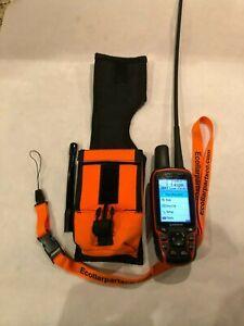 Garmin Astro 320 GPS Dog Tracking Handheld with Antennas ,Belt Holster &Lanyard!
