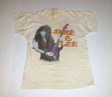 Ozzy Osbourne Jake E Lee Vintage T Shirt From 1984 Bark At The Moon Tour Concert