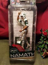 NFL Series 35 NY Jets Joe Namath McFarlane Action Figure  Great Gift