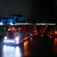 led light kit for Technic 42098 Car Transporter lighting LEGO 42098 bricks light