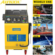 Autool Dry Ice Blast Cleaning Machine Rust Carbon Deposit Paint Grease Remover