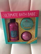 Happy Jackson Ultimate Bath Babe Gift Set