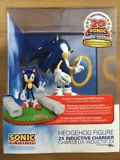 Sonic The Hedgehog Wii Charging Station New Complete Rare Collectors 20th