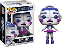 Ballora 227 Funko Pop Vinyl New in Mint Box + Protector